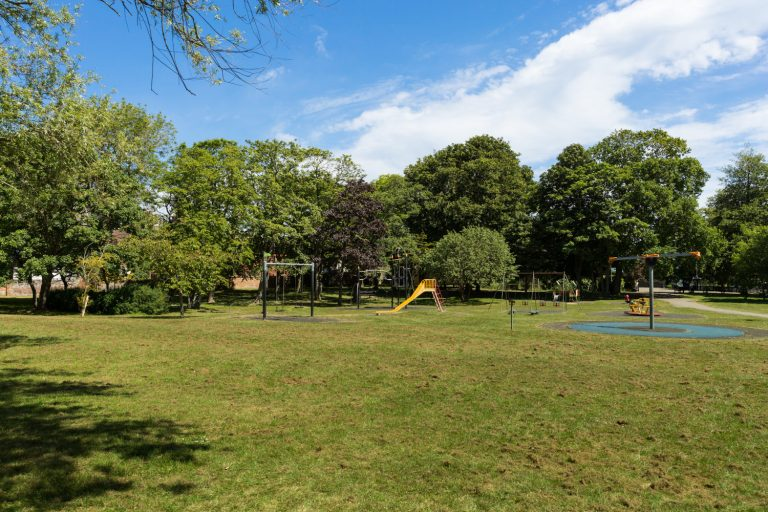 Glen Gardens for the Toddlers to enjoy