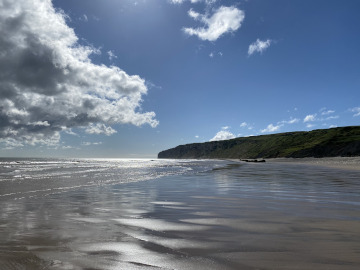 Filey is a great Autumn Holiday Destination In the UK