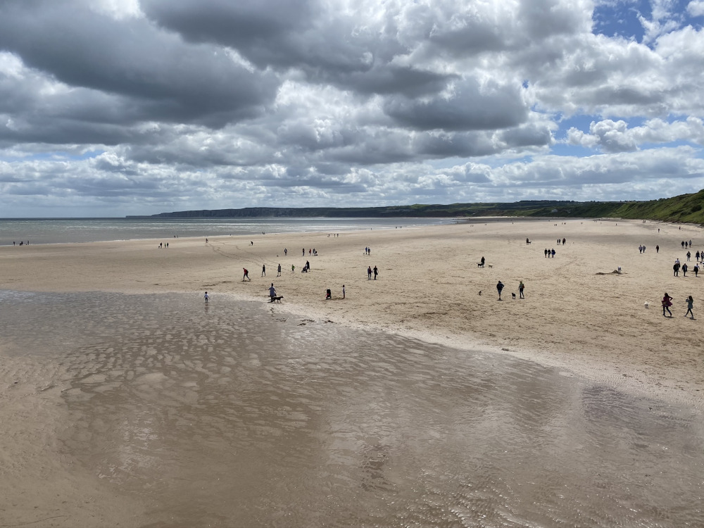 Things to do with toddlers in and around Filey