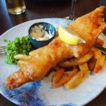 Best Places To Eat Filey - fish and chips