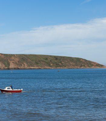 Glenview Filey Coast Beach Boat 1b
