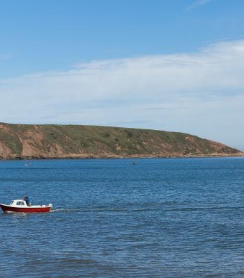 Glenview Filey Coast Beach Boat 1b