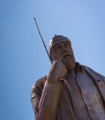 Glenview Filey Coast Statue