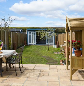 Glenview House Filey The Garden View