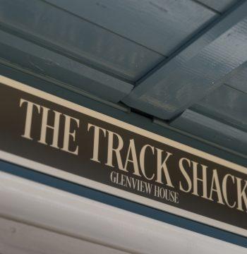 Track Shack - Entertainment Room