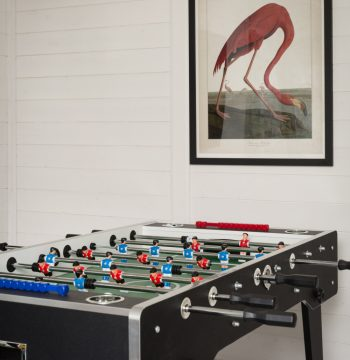 Track Shack - Entertainment Room - Table Football
