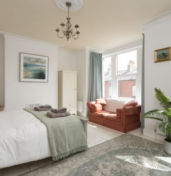 Glenview House in Filey Bedroom 1a