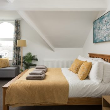 Glenview House Filey Bedroom 3b