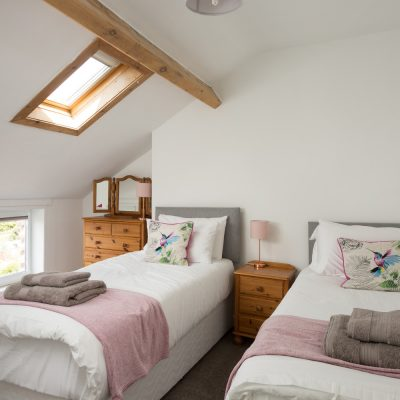 Glenview House Filey Bedroom 4a