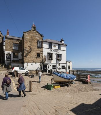 Robin Hood Bay - Beyond Filey